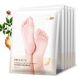 1Pair PILATEN Exfoliating Foot Mask Socks For Pedicure Baby Foot Peel Feet Mask Skin Care Cosmetics Peeling