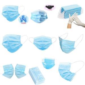 Earloop Non Woven Schichten 3 Meltblown Buy Gesichtsmasken 3-lagig Anti-Staub G4I9 Gesicht Buy Stoff M Masken Trwld