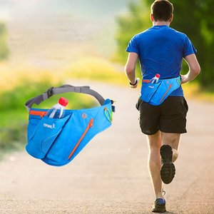 Запуск перемещения мешка талии Карман Беговая Спорт Портативный водонепроницаемый Велоспорт Bum сумка Открытый мешок мобильного телефона Мода