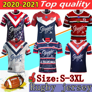 2020 2021 Australia Sydney Rooster Rugby Jersey 19 20 21 Réplica para hombre Rugby Indígena Jersey Nrl Rugby League Jerseys Chaleco