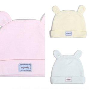 berretto e Summer puro neonato nuovo cotone shaping cappello baby baby pullover Pullover Tire tappo pneumatico primavera sx8Jj