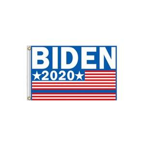 Banderas NUEVO Biden Elección General Banner 2020 EE.UU. Elección Presidencial BIDEN Banner 90 * 150cm 5 estilo puede ser personalizado HWA895