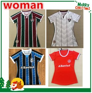 Mujer 20/21 Fluminense y Gremio fútbol casero Jersey Silveira Marcos Paulo Nascimento Evanilson fútbol 2020 camiseta de fútbol Fluminense