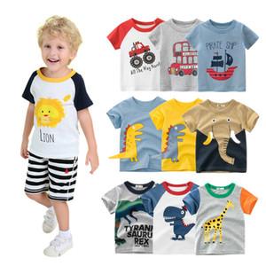 Orangemom anime de 2020 niños del verano ropa de los niños camiseta de manga corta camiseta de los niños del niño del algodón muchachos de la ropa camiseta