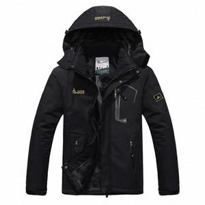 SPORTSHUB Erkekler Kış İç Polar Su geçirmez Ceket Açık Sıcak Coat Yürüyüş Kamp Trekking Kayak Erkek ceketler SAA0082 wQMg #