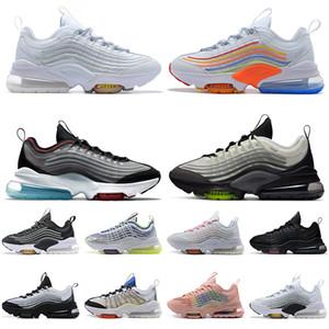zapatos nike air max zm950 airmax 950 zapatillas para correr para hombre para mujer Triple Blanco Colorido Negro Japón Volt Neon Rainbow Zapatillas de deporte deportivas
