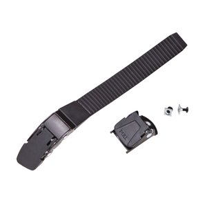 Replacement Skates Strap Set Inline With Buckle Universal Easy Install Safety