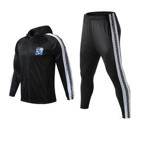 Islande Football Club de sport de course pour homme Survêtements Hot Loisirs Sports de plein air Vêtements de soccer Ensembles manches longues pour unisexe
