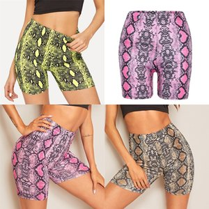 Yaz Kadın Egzersiz Sıkıştırma Spor Yoga Şort Stretch Yüksek Bandaj Gym Fitness Kuru Hızlı Kısa Pants # 601 Running