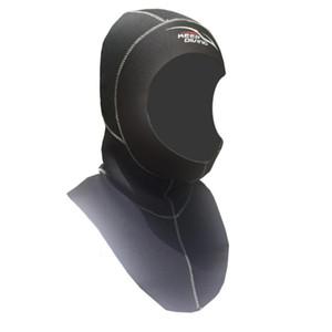 2020 New High Elastic Thick Waterproof Cap Diving Hood With Shoulder Snorkeling Equipment Hat Cap Winter Swim Warm Wetsuit Spear