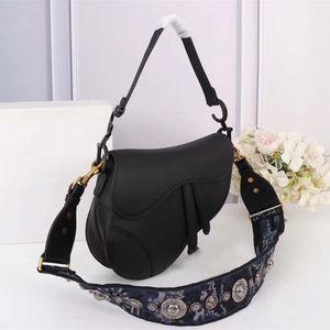 فاخر السرج حقيبة الأزياء محايد المصمم الشهير عارضة رسول حقيبة حزام الصليب حقيبة الجسم عالية الجودة حقيبة يد حقيبة محفظة