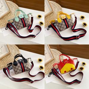 Desigher для девочек 2020 Мода ребёнки Мини сумка Симпатичные кисточкой Дизайн Дети Coin Кошельки Дети сумки на ремне, # 770