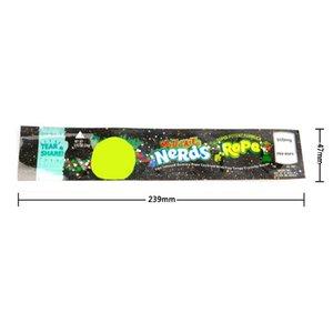 600mg nerds CORDA Edibles exóticas embalagem longa Três Proof Food pacote de saco de selar bordas Bag Cheiro