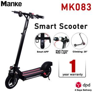 Hot MK-083 7.8AH Scooter électrique des pneus Batterie 36v 250w Bluetooth APP intelligent Scooter pliable Skateboard E-Bike Europe Offre Spéciale pour