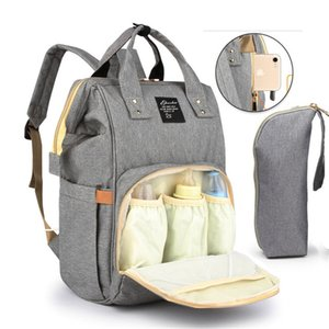 Large Travel Multifunction Baby Diaper Bag Backpack Waterproof Mummy Nappy Changing Bag for Dad Mom Stroller Bags