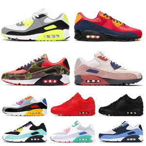 nike air max 90 airmax 90 2020 OG volt london camo camowabb mens trainers running shoes be true south beach womens sneakers hyper grape sports shoes