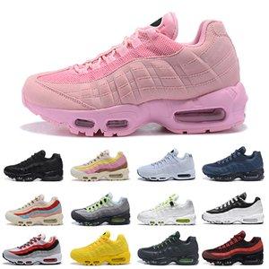 Le scarpe da corsa più nuovi per le donne con simbolo nero Laser fucsia rosso splatter Mens delle donne classiche scarpe da ginnastica all'aperto scarpe Trainer casuali 36-45