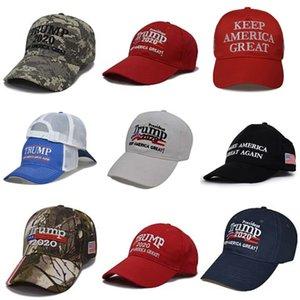 Geschenk Weihnachtsmann-Karikatur Baseball Cap Trump Trump Cap Trump Cap Sunscreen nette Opa-Hut für Männer und Frauen # 163