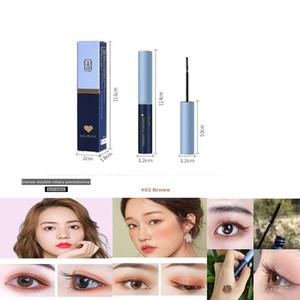 Ready to ship!!!export high quality natural lengthening mascara fake eyelashes long thick double lash waterpfoof mascara makeup