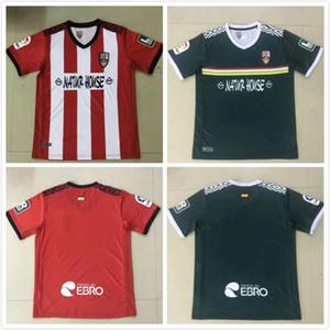 2020 2021 UD Logroñés Футбольные трикотажки Энди Инаки Errasti Zelu Vitoria Ruiz 20 21 футбольные рубашки Andoni López Logroones CamiSetas de Fútbol
