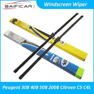 Baificar Brand New Quality Windscreen Wiper Rain Front Windshield Blade Arm For 308 408 508 2008 3008 C5 C4L