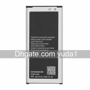 Cgjxs 원래의 OEM S5 미니의 Eb -Bg800cbe G800f 핸드폰 배터리 2100mah 무료 배송 도매
