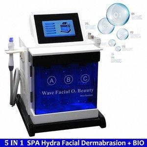 2019 Hydra Équipement récent du visage Spa Beauté HydraFacial Peel petite bulle Hydro nettoyer l'appareil Hydra Sérum Skin Rejuvenation Appareil IH2y #