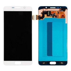 Sostituzione Digitizer schermo cgjxs cgjxsOriginal test LCD Touch per Samsung Galaxy Note 5 N920 N920a N920f N920p N920v