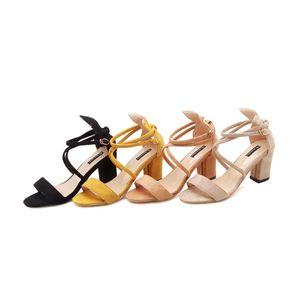 YOUYEDIAN Women Ladies Summer Fashion Causal Single Shoes Sandals cuero genuino mujer zapatos #3 Y200620