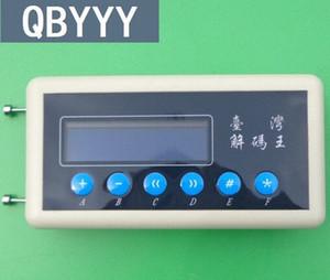 QBYYY 433MHZ 1PC التحكم عن بعد الماسح رمز 433 ميجاهيرتز للكشف عن رمز مفتاح ناسخة TmME #