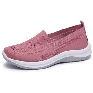 BLWBYL Femmes chaussures mode casual semelle souple respirant confortable et léger pour les femmes