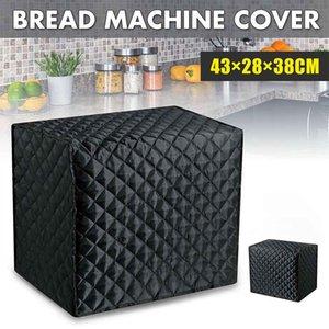 Bakeware-Schutz Diamant-Stitching Bread Machine Cover Heim Massivspritzwassergeschütztes
