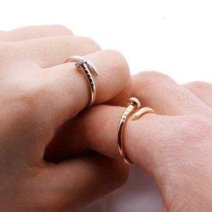 Карта гвоздя кольцо титана стали из нержавеющей стали с золотым покрытием 18 K золотые мужские ювелирные изделия набор аксессуаров g02