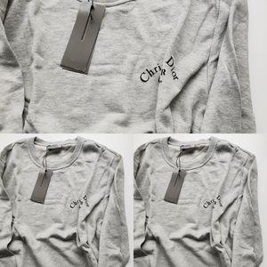 Offerta speciale CD di alta qualità grigia nuovo commercio Prodotto speciale offerta CD uomini maglione nuovo prodotto grigio commercio B8Vc0 uomini di alta qualità