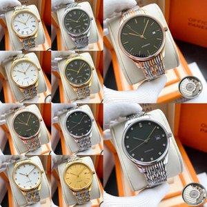 Beobachten Luxus ZnGS # Schnalle Automatik für Dame Longine Diamant-Dame-Kleid weiblich Rose Uhren Gold Armbanduhren Geschenk Designer Mädchen Wom SKPS