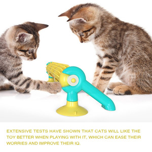 Cat Educational Toys Track Ball Cat Toys Solid and Durable Sports Pet Supplies for Cats