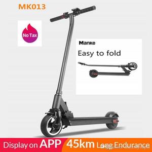 Pro Mini Smart E Skateboard Hoverboard Longboard 2 Räder patinete Erwachsener tragbare Falten 45km Batterie-Balancen-Auto MK013
