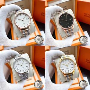 Longines Diamant Automatikuhr Frauen Dame Luxus-Designer-Uhren Damen weiblich kleiden Schnalle Gold Armbanduhren für Mädchen rIqY # Geschenk Rose