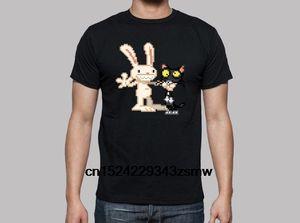 100% Cotton O-neck Custom Printed Tshirt Men T shirt sam & max Women T-Shirt