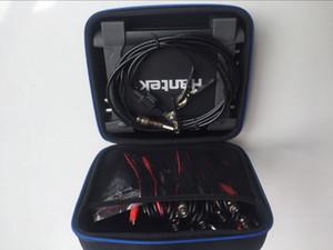 USB 2 piezas de 60 MHz Probe + Hantek 1008C 8CH del USB del osciloscopio profesional Hantek 1008C osciloscopio de diagnóstico automotor libre del envío 27Gc #