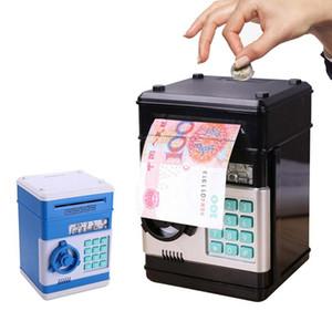 cgjxs Электронные Piggy Bank Safe Money Box Tirelire Для детей Цифровые Монеты Наличный Saving Депозитная Банкоматы машина День подарков Дети Hot