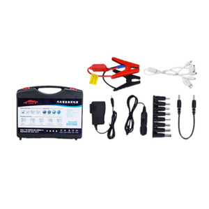 TM-17 13800mAh Portable Emergency Battery Car Trunk Vehicle Electric Inflatable Pump 12V Charger Starter Device
