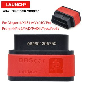 LAUNCH Bluetooth Connector X431 DBScar Adapter for Diagun III X 431 V V+ 5C PRO PRO3 PAD PAD II Pros Pro3S (not easydiag)