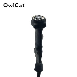 OwlCat Videosorveglianza AHD 720P 1080P HD MINI Camera Lens 3,7 millimetri di sicurezza con BNC video e audio RCA MIC 2MP