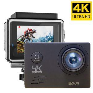 Original Eken H9R   H9 Ultra HD 4K Action Camera 30m waterproof 2.0' Screen 1080p sport Camera go extreme pro cam