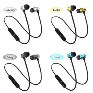 2020 Nuovo Bluetooth senza fili di auricolari stereo sportivo magnetico Ricevitore Fone De Ouvido per IPhone Xiaomi Huawei Honor Samsung redmi