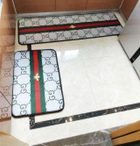 Mode Brief Durable Badematten Upscale Innen Badezimmer Küche Teppiche nicht Beleg Wasser Balkon Matten absorbieren