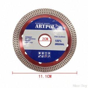 Ultra-mince scie à diamant en céramique Lame Roue Porcelaine coupe à sec Grinder disque MY07 20 Dropship 3SMJ #