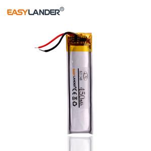 Consumer Electronics 601148 3.7V 450mAh Lithium Polymer bateria rat9 R.A.T substituição bateria de 9