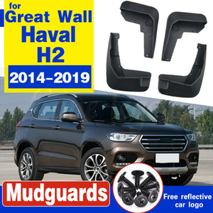 Car-lamas Fender Mud Flaps para Great Wall Haval H2 2014 2015 2016 2017 2018 2019